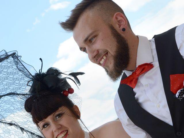 Le mariage de Jeremy et Alexandra à Birac, Charente 26
