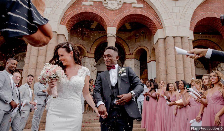 Le mariage de Fabrice et Léna à Cholet, Maine et Loire