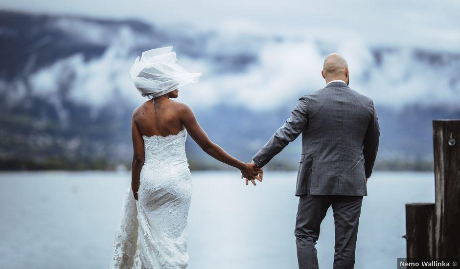 Le mariage de Adrien et Vanessa à Annemasse, Haute-Savoie