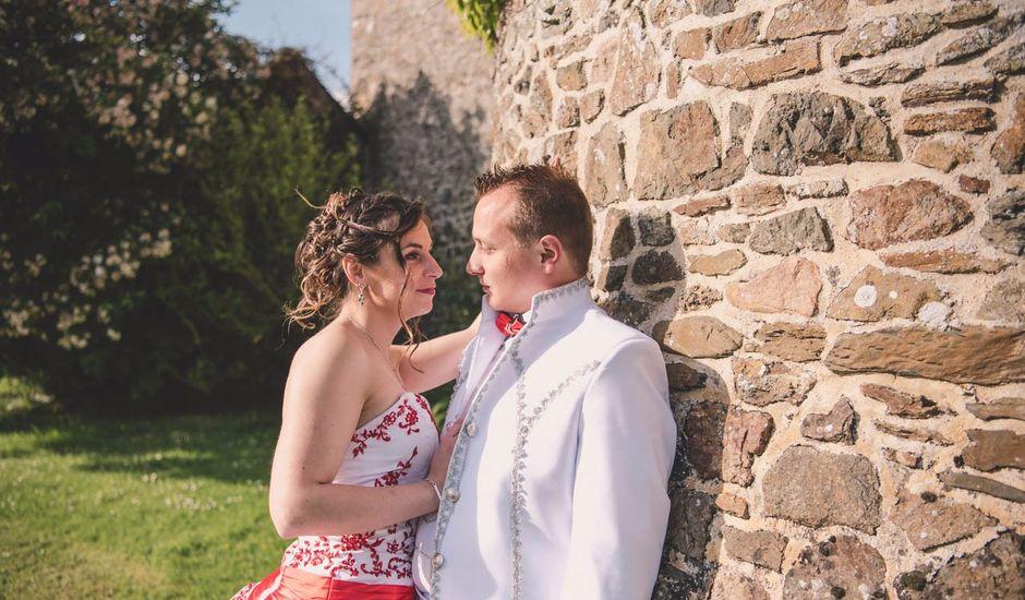 Le mariage de Séverin et Bérengère à Blainville-sur-Mer, Manche