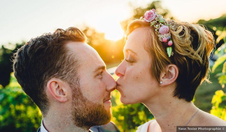 Le mariage de Bastien et Marie à Bordeaux, Gironde