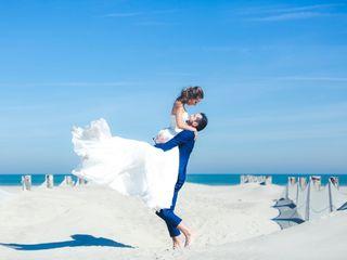 Le mariage de Pauline et Léo