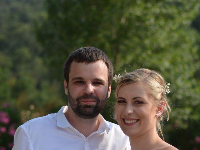 Le mariage de Pierre et Manon à Pierrefeu-du-Var, Var 12