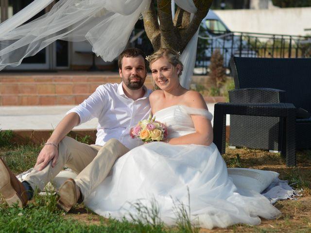 Le mariage de Pierre et Manon à Pierrefeu-du-Var, Var 13
