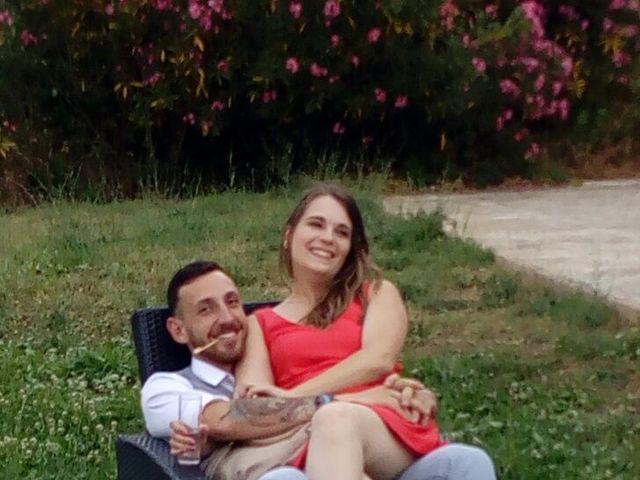Le mariage de Pierre et Manon à Pierrefeu-du-Var, Var 14