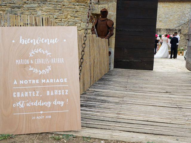 Le mariage de Charles Arthur et Marion à Gourdon, Lot 15