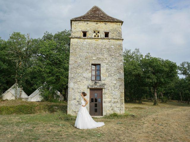 Le mariage de Charles Arthur et Marion à Gourdon, Lot 28