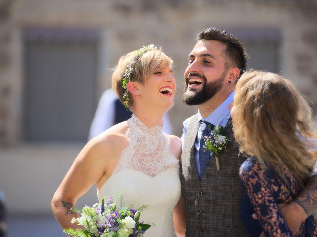 Le mariage de Thibault et Marion à Saint-Romain-de-Popey, Rhône 2