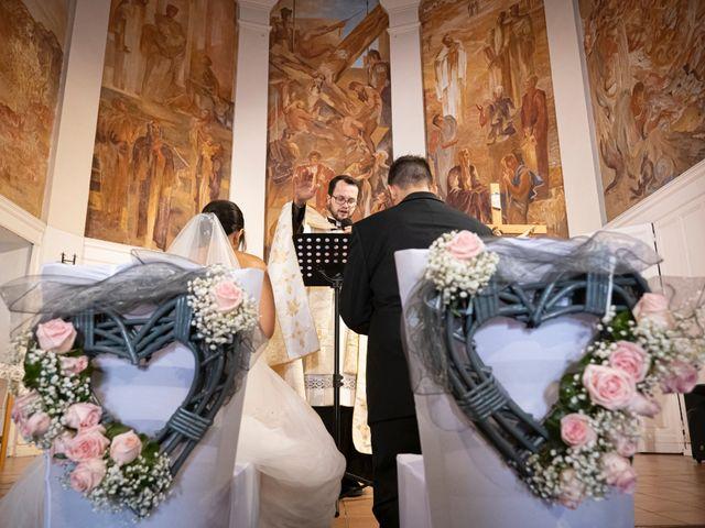 Le mariage de Mickaël et Marine à La Seyne-sur-Mer, Var 12