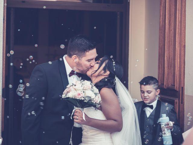Le mariage de Marine et Mickaël