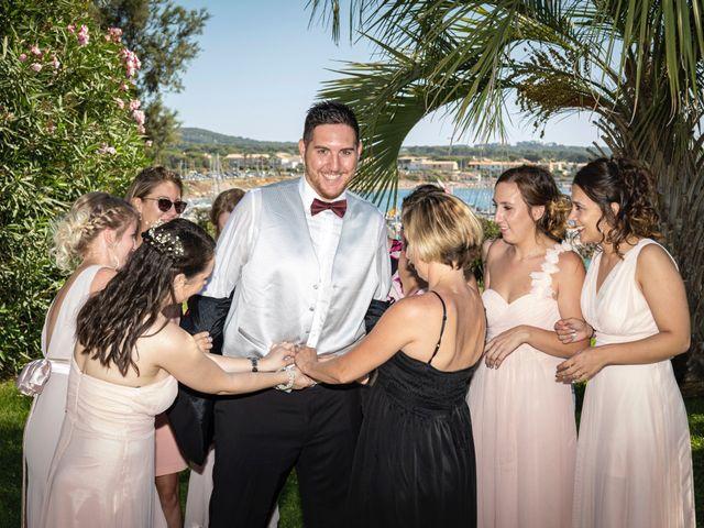 Le mariage de Mickaël et Marine à La Seyne-sur-Mer, Var 17