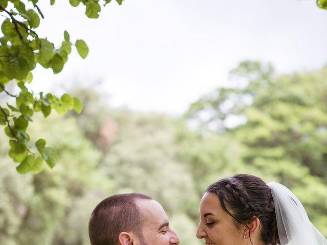 Le mariage de Florian et Marion à La Bouilladisse, Bouches-du-Rhône 1
