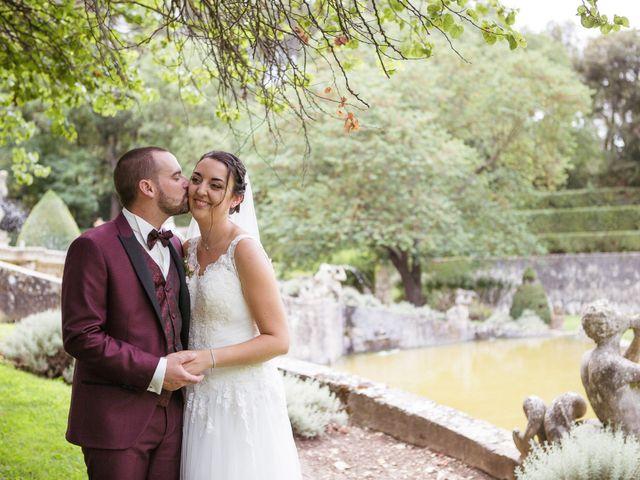 Le mariage de Marion et Florian