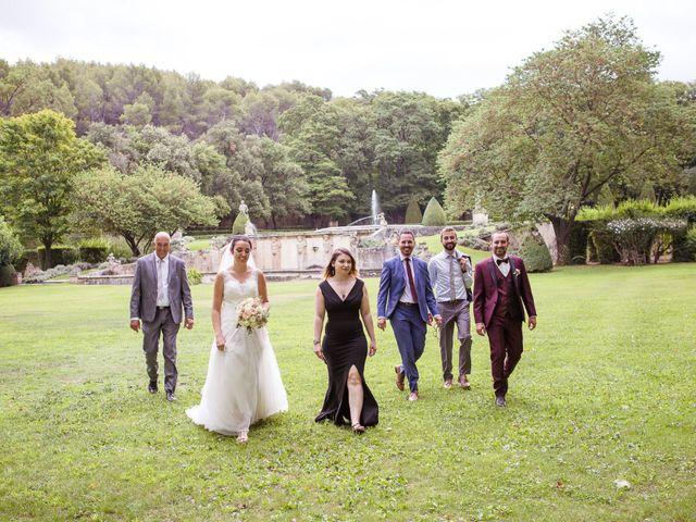 Le mariage de Florian et Marion à La Bouilladisse, Bouches-du-Rhône 11