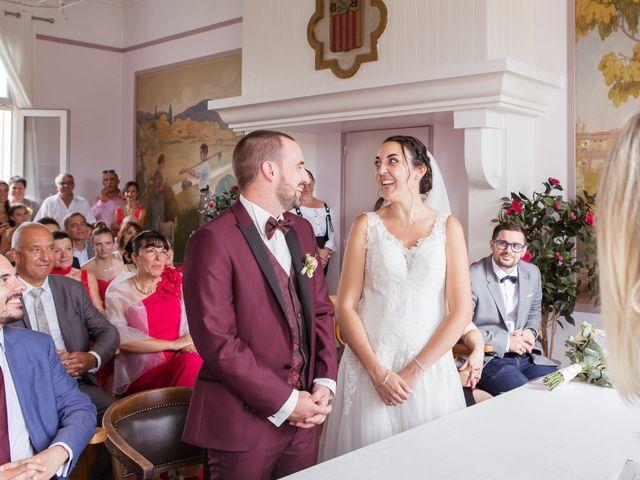 Le mariage de Florian et Marion à La Bouilladisse, Bouches-du-Rhône 14
