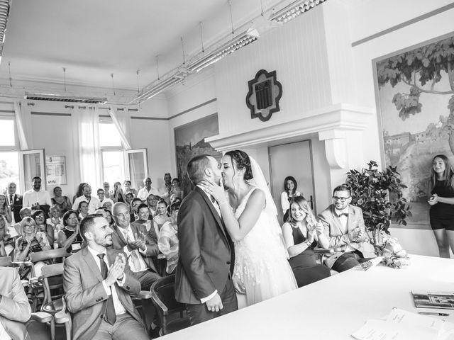 Le mariage de Florian et Marion à La Bouilladisse, Bouches-du-Rhône 15