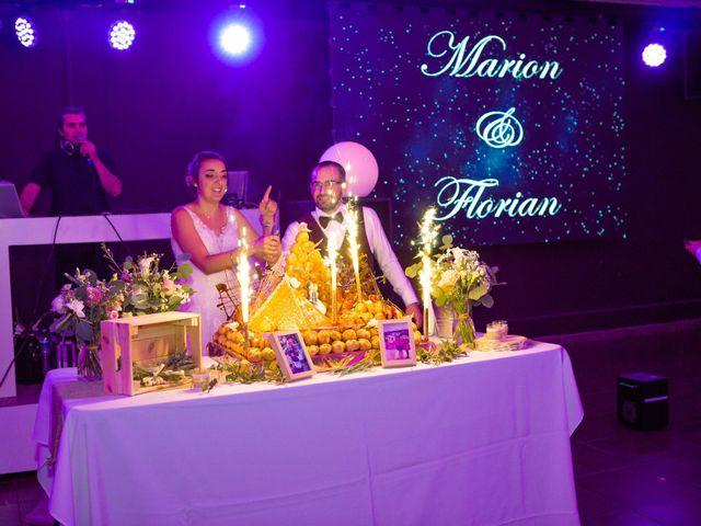 Le mariage de Florian et Marion à La Bouilladisse, Bouches-du-Rhône 55