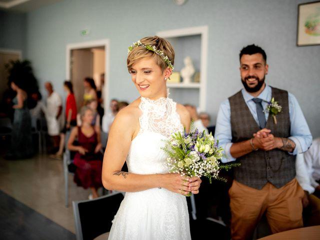 Le mariage de Thibault et Marion à Saint-Romain-de-Popey, Rhône 3