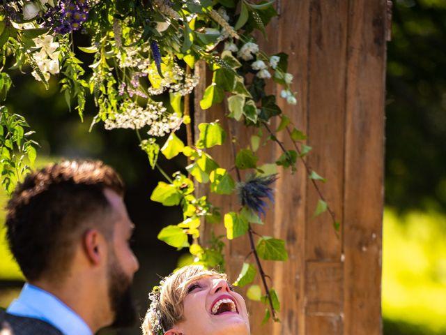 Le mariage de Thibault et Marion à Saint-Romain-de-Popey, Rhône 18