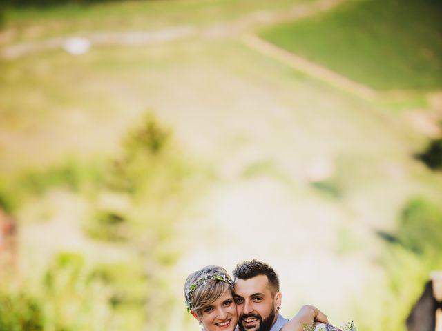 Le mariage de Thibault et Marion à Saint-Romain-de-Popey, Rhône 22