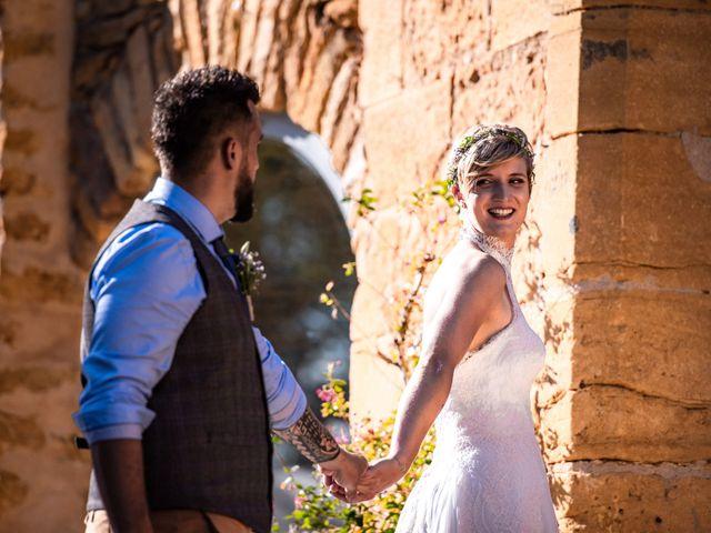 Le mariage de Thibault et Marion à Saint-Romain-de-Popey, Rhône 25