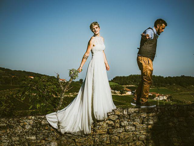 Le mariage de Thibault et Marion à Saint-Romain-de-Popey, Rhône 27