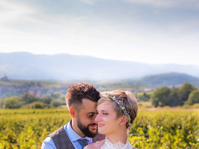 Le mariage de Thibault et Marion à Saint-Romain-de-Popey, Rhône 30