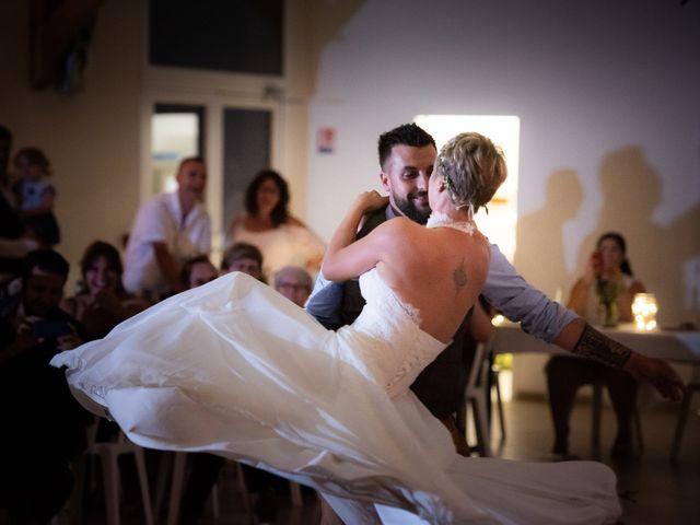 Le mariage de Thibault et Marion à Saint-Romain-de-Popey, Rhône 44