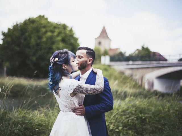 Le mariage de Pierre et Magali à Cheuge, Côte d'Or 15