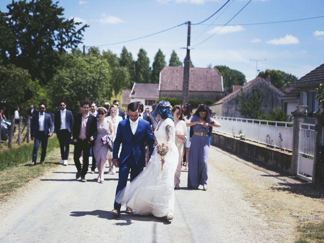 Le mariage de Pierre et Magali à Cheuge, Côte d'Or 18