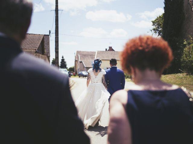 Le mariage de Pierre et Magali à Cheuge, Côte d'Or 19
