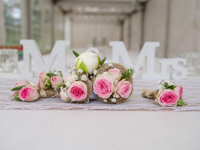 Le mariage de Florent et Vanessa à Tallende, Puy-de-Dôme 26