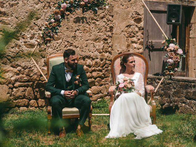 Le mariage de Loic et Cassandre à Véranne, Loire 4