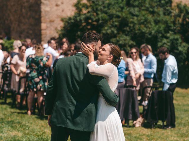 Le mariage de Loic et Cassandre à Véranne, Loire 8