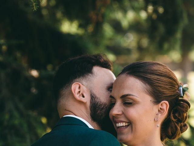Le mariage de Loic et Cassandre à Véranne, Loire 15