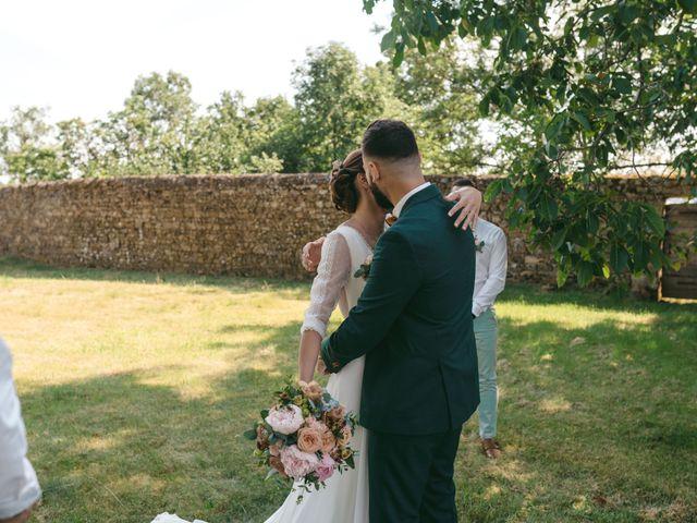 Le mariage de Loic et Cassandre à Véranne, Loire 24