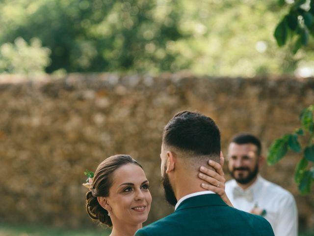 Le mariage de Loic et Cassandre à Véranne, Loire 26