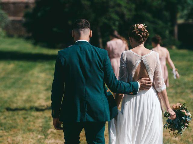 Le mariage de Loic et Cassandre à Véranne, Loire 29