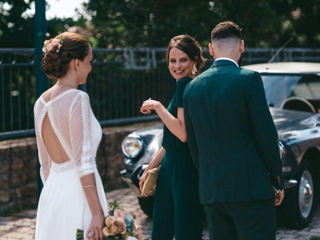Le mariage de Loic et Cassandre à Véranne, Loire 30