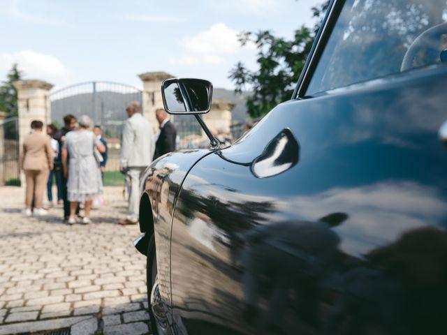 Le mariage de Loic et Cassandre à Véranne, Loire 33