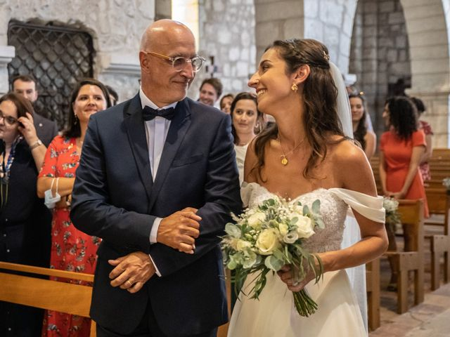 Le mariage de James et Claire à Allemans, Dordogne 20