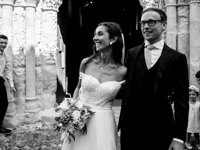 Le mariage de James et Claire à Allemans, Dordogne 28