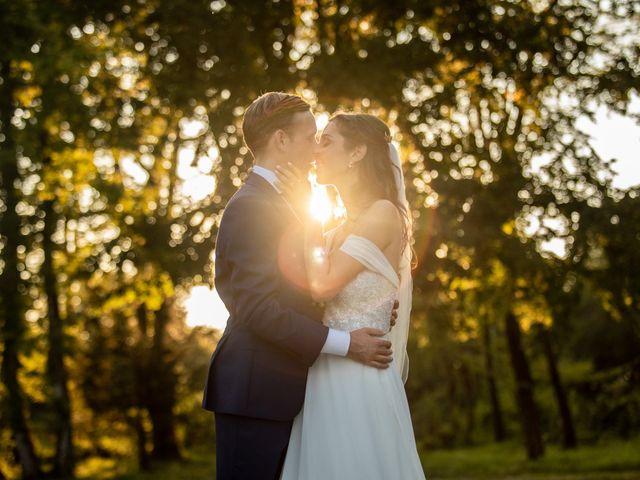 Le mariage de Claire et James