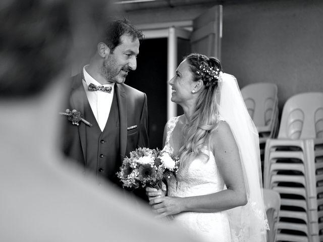 Le mariage de Cédric et Jessica à Ordan-Larroque, Gers 12