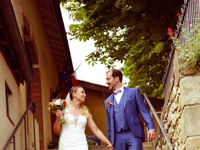 Le mariage de Cédric et Jessica à Ordan-Larroque, Gers 14