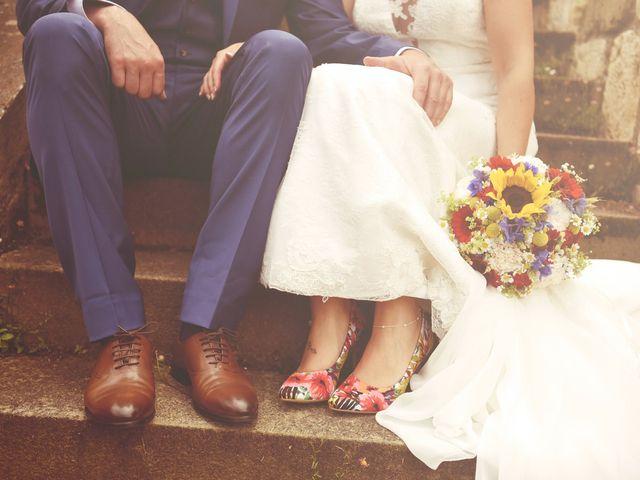 Le mariage de Cédric et Jessica à Ordan-Larroque, Gers 15