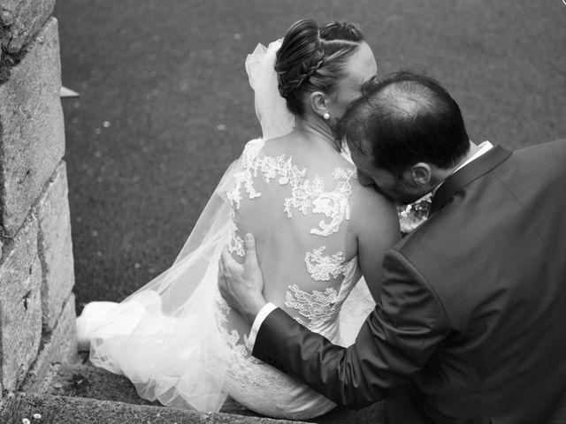Le mariage de Cédric et Jessica à Ordan-Larroque, Gers 17
