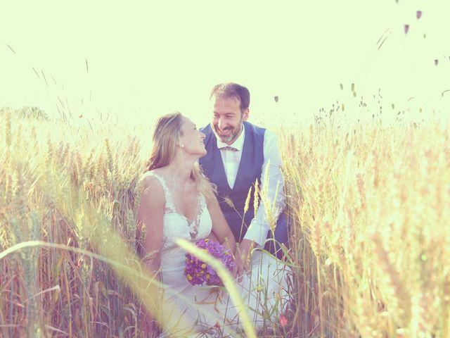 Le mariage de Cédric et Jessica à Ordan-Larroque, Gers 19