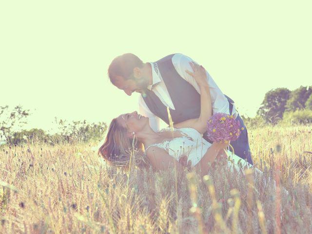 Le mariage de Cédric et Jessica à Ordan-Larroque, Gers 20
