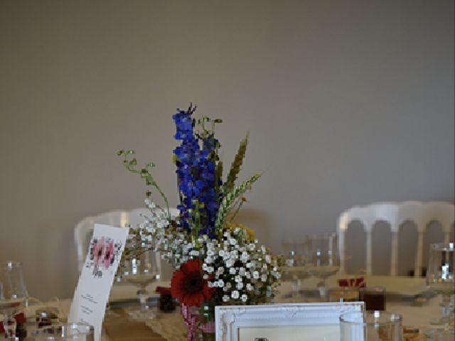Le mariage de Cédric et Jessica à Ordan-Larroque, Gers 24